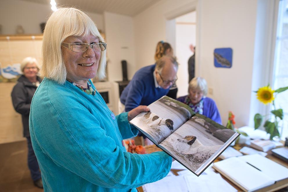 Maria Södergren hittar sin älskade Chleo i Liv med hund.
